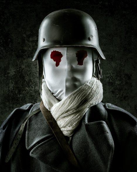 Broken Soldier 1