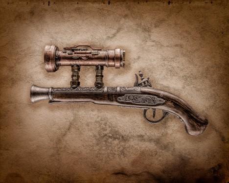 Fantasy Gun