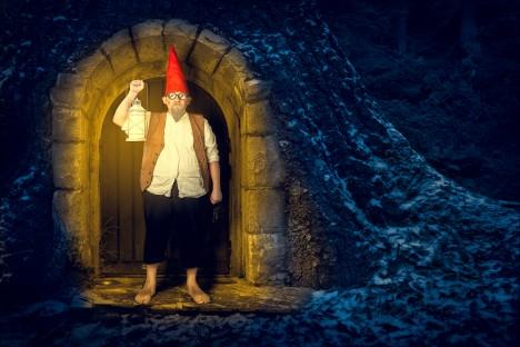 Gnome's Home