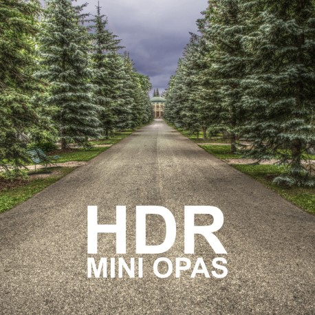 HDR Mini Guide Cover